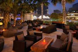 Лучшие бары и лаунджи в Дубае