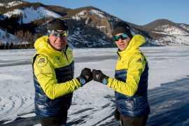 Carl F. Bucherer и Байкальский Ледовый Марафон