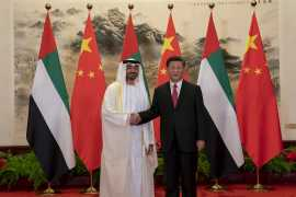 China backs UAE's commitment to regional peace and stability: Xi Jinping