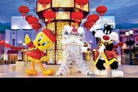 Warner Bros. World Abu Dhabi celebrates Chinese New Year