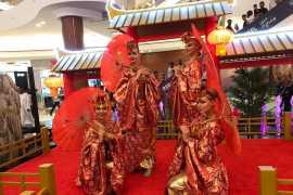中国农历春节庆祝活动开始了!更多欢笑尽在古赖尔中心 (Al Ghurair Centre)