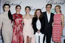 Chopard targets 100% ethical gold