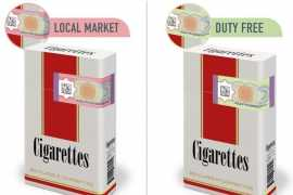 UAE cigarettes without these new markings are fake or illegal
