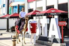 Costa Coffee opens its First Ever Drive-Thru in The UAE