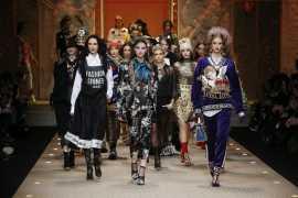 2018年秋冬季时装周精彩演绎——杜嘉班纳(Dolce & Gabbana)