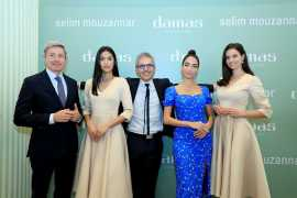Ювелирный бренд Selim Mouzannar представлен в бутике Damas Jewellery Dubai Mall