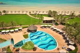 Danat Jebel Dhanna Resort bestowed HolidayCheck Award