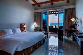 Beckoning you now: 24 new beachfront chalets in Abu Dhabi's Danat Jebel Dhanna Resort