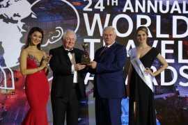 Петербург в третий раз удостоен премии World Travel Awards