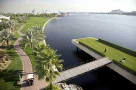 Dubai's top golf courses