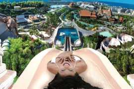 Atlantis Aquaventure признан лучшим аквапарком на Ближнем Востоке и вторым в мире по мнению пользователей Trip Advisor