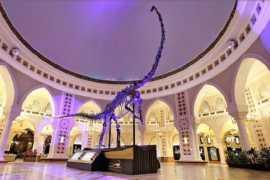 В Дубае пройдет первый на Ближнем Востоке аукцион скелетов динозавров