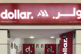 Dollar opens new counter at Dubai International Airport Terminal 1