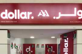 Dollar opens new counter at Dubai International Airport Terminal 1