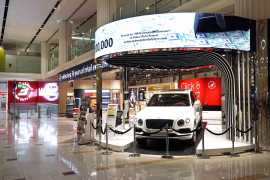 Dubai Duty Free opens new arrivals shop in Terminal 3 of Dubai International Airport