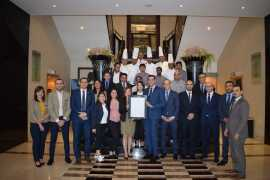"Copthorne Kuwait City Hotel Scoops ""Luxury Family Hotel"" at the 2019 World Luxury Hotel Awards"