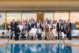 Ambassadors and Consul Generals converge on the Heart of Europe