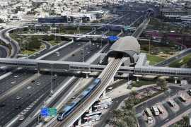 594 million people used Dubai's public transport in 2019