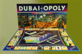 "Dubai Chamber launches new recreational game ""Dubai-Opoly"""