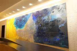 The story of Etihad Museum's eye-catching masterpiece by Abdul Qader Al Rais