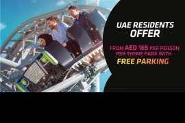 Dubai Parks and Resorts launches UAE Resident Rate for entire month of March 2017