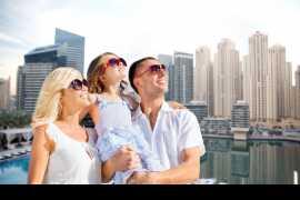 Dubai – a tourist friendly city