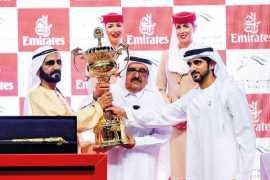 Thunder Snow wins $12m Dubai World Cup prize (Video)