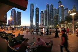 Турпоток в Дубай вырос на 3%