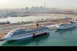 1 млн круизных туристов посетят Дубай в сезоне 2019/20