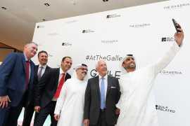 Новое продолжение торгового центра Galleria открылось в Абу Даби