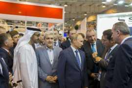 Укрепление торговых связей между ОАЭ и Россией