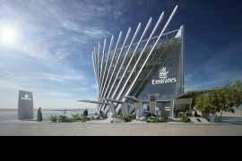 阿联酋航空揭晓在2020迪拜世博会的独立展馆设计理念