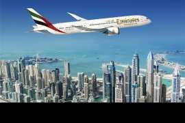 Эмирейтс разместила заказ на поставку 30 Boeing 787 стоимостью 8,8 млрд долларов США на Dubai Airshow 2019