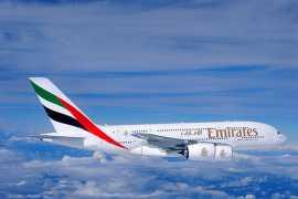 阿联酋航空迎来31周岁生日!