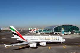 阿联酋航空将迎来其第100架A380客机