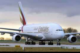 Technical fault forces Emirates airline's Toronto-Dubai flight to turn back