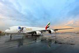 Авиакомпания Emirates представила новую ливрею «ОАЭ в космосе»