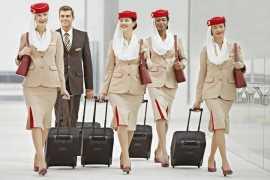 Emirates ищет новых бортпроводников в Санкт-Петербурге и Казани