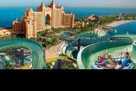 Специальные предложения в Дубае с Emirates этой зимой