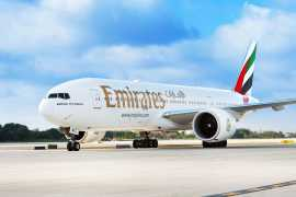 Reconfiguration of 10 of Emirates' Boeing 777-200LR aircraft completed