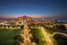 Mandarin Oriental будет управлять роскошным отелем Emirates Palace в Абу-Даби