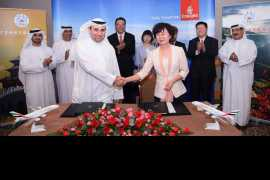 Emirates showcases its Chinese gateways to the travel industry