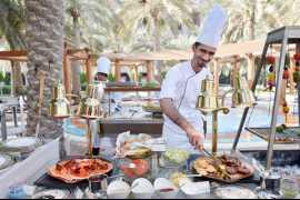 На вершине удовольствия: гурманы приглашаются в Emirates Palace