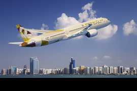 """阿提哈德航空获评""""最佳国际航空公司"""""""