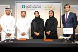 Etihad's first partnership deal to promote Abu Dhabi medical tourism