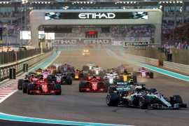 Гран-при Абу-Даби-2019 в цифрах!