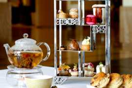Ever After Afternoon Tea at Fairmont The Palm