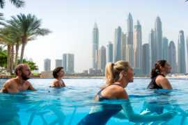 Aquaspin™ classes at Fairmont The Palm