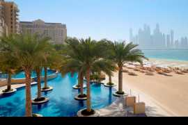 Exclusive Three-Month Spa Package at Fairmont The Palm