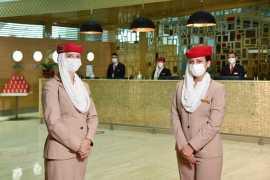 «Эмирейтс» возобновляет работу зала ожидания Первого класса в Международном аэропорту Дубая